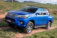 Новый Toyota Hilux 2015-2016 в России